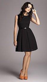 813659730821 Čierne elegantné šaty Vsetkounas.eu